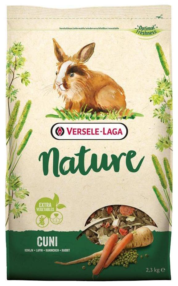 Сухой корм для грызунов Versele Laga Nature