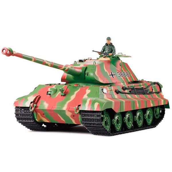 """Радиоуправляемый танк Pilotage RC16191 """"King Tiger"""""""