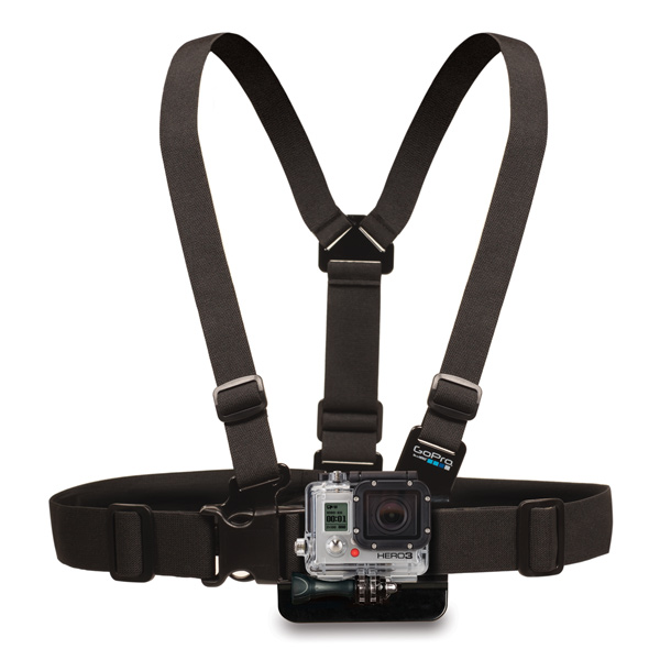 Крепление для экшн-камеры GoPro на грудь GCHM30-001 Крепление на грудь GCHM30-001