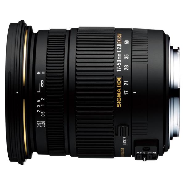 Объектив SIGMA AF 17 50mm f/2.8