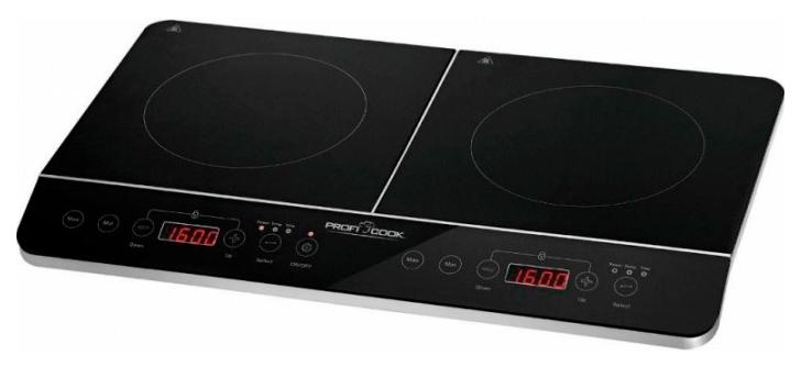 Настольная электрическая плитка Profi Cook PC