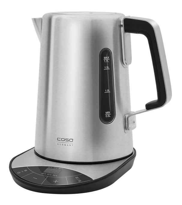 Чайник электрический Caso WK 2500 Black/Silver