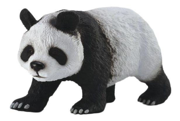 Купить Панда, Фигурка collecta большая панда, l (9, 6 см) 88166b,