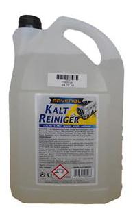 Средство для мойки с щелочью RAVENOL Kaltreiniger