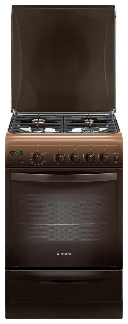 Газовая плита GEFEST ПГ 5100-03 0001 Brown
