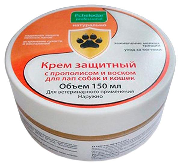 Крем защитный для лап Пчелодар с прополисом