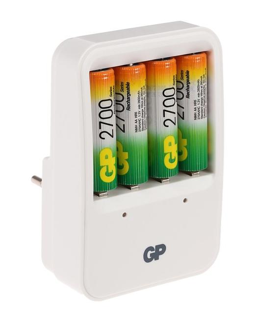 Зарядное устройство GP Standard Range PB420GS270AAHCF 2CR4