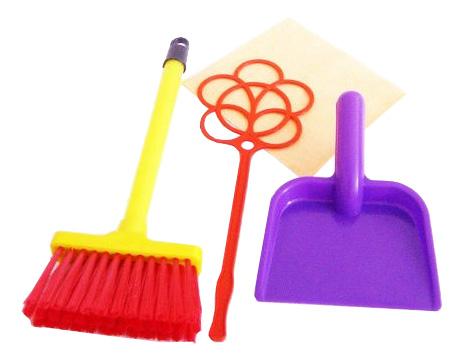 Набор для уборки игрушечный Совтехстром Золушка №1 фото
