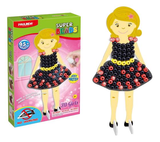 Мозаика Paulinda Создай свое платье, платье с поясом фото