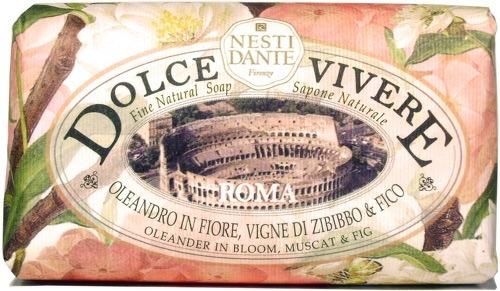 Косметическое мыло Nesti Dante Dolce Vivere Рим 250 г