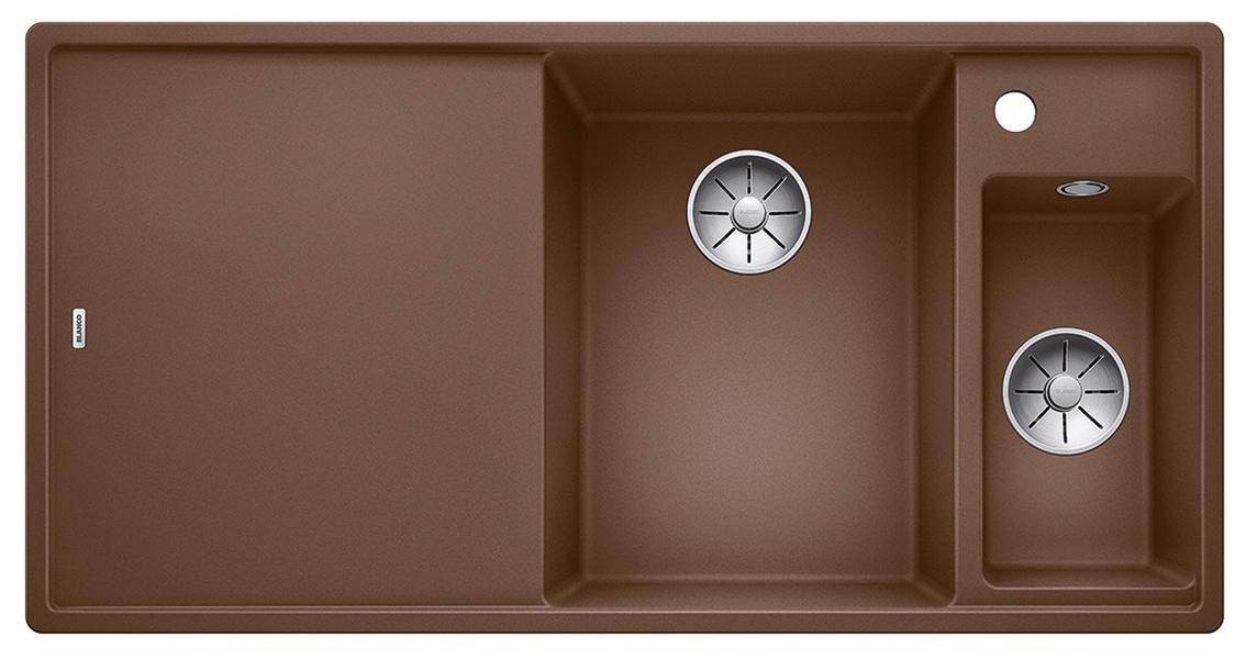 Мойка для кухни гранитная Blanco Axia III 6 S 522155 мускат
