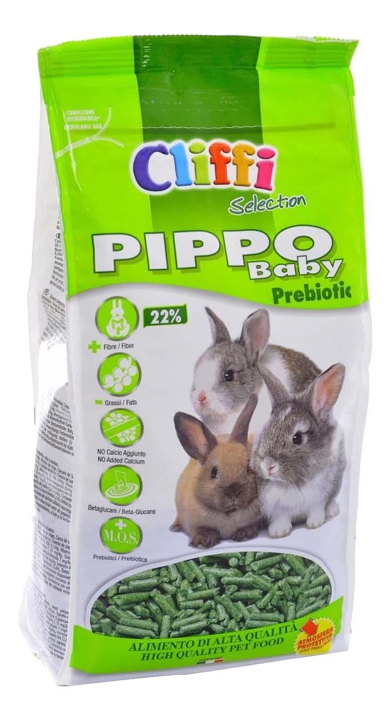 Корм для кроликов Cliffi Pippo 0.9