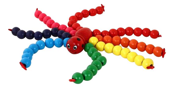 Купить Паук Бусиног, Развивающая игрушка Наша игрушка Mapacha Паук Бусиног, Развивающие игрушки