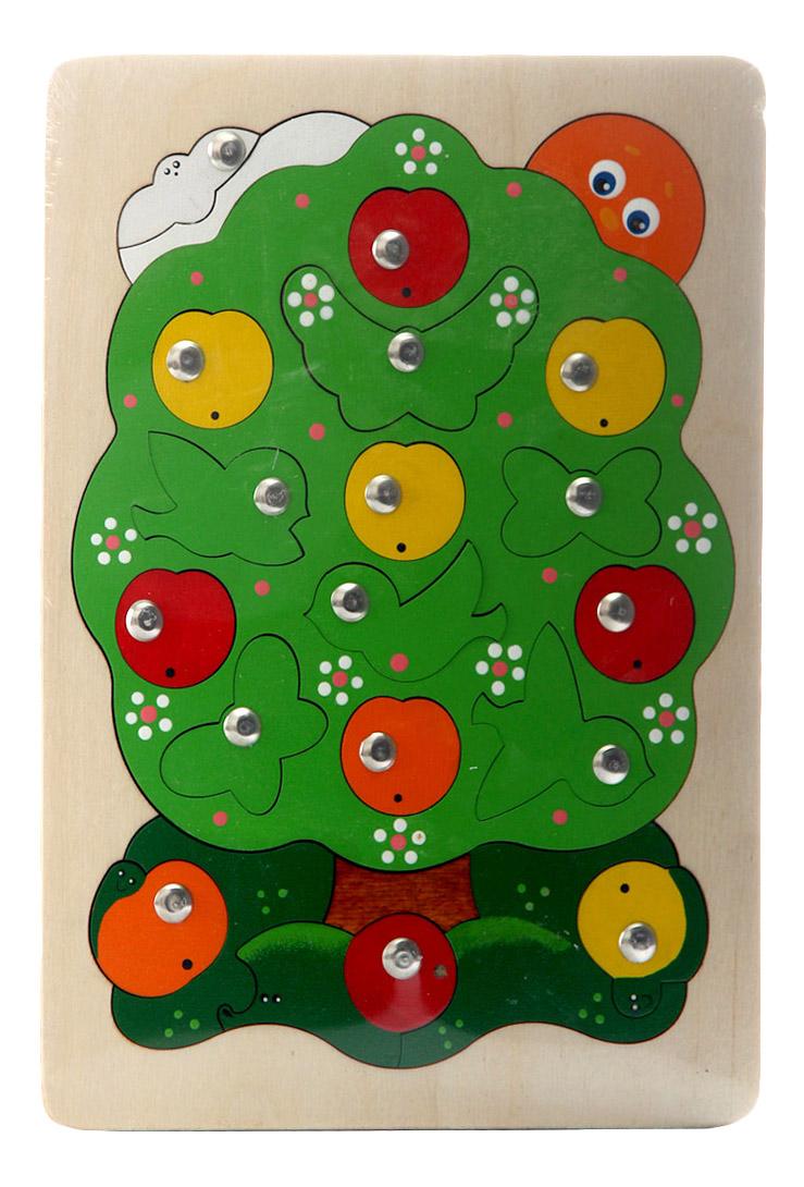 Мозаика Крона Яблоня-загадка фото