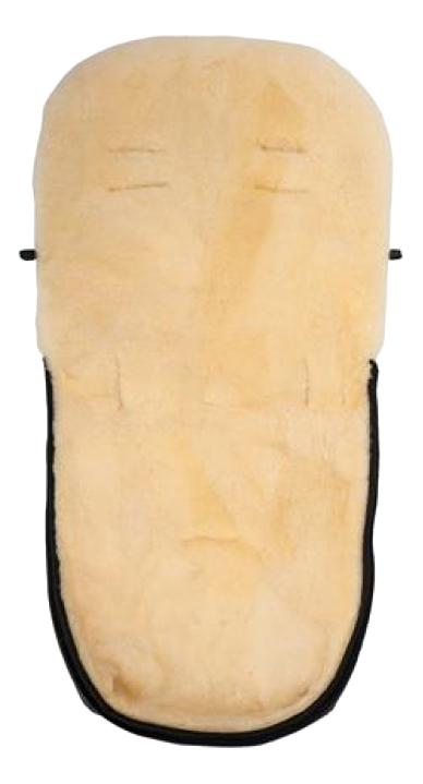 Купить Конверт-мешок для детской коляски Altabebe MT2200LP Lambskin-Footmuff Navy Blue, Конверты в коляску