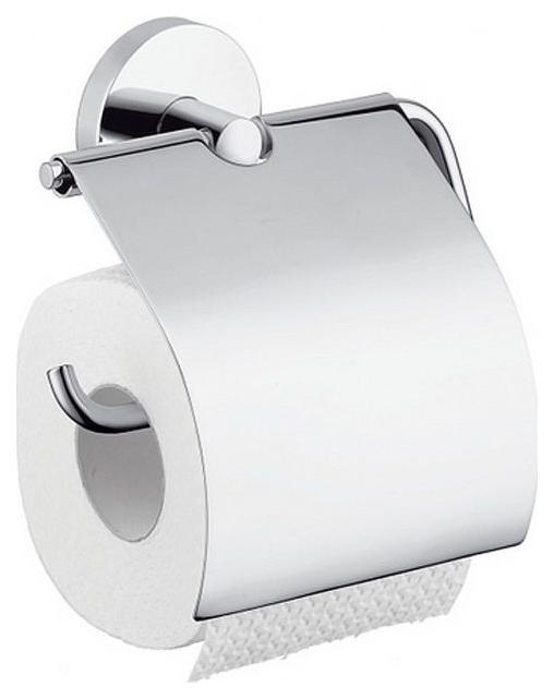 Держатель для туалетной бумаги Hansgrohe Logis Хром