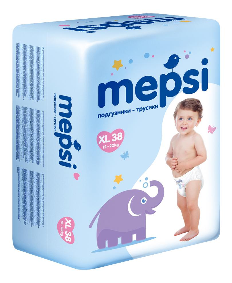 Подгузники Mepsi XL (12 22 кг),