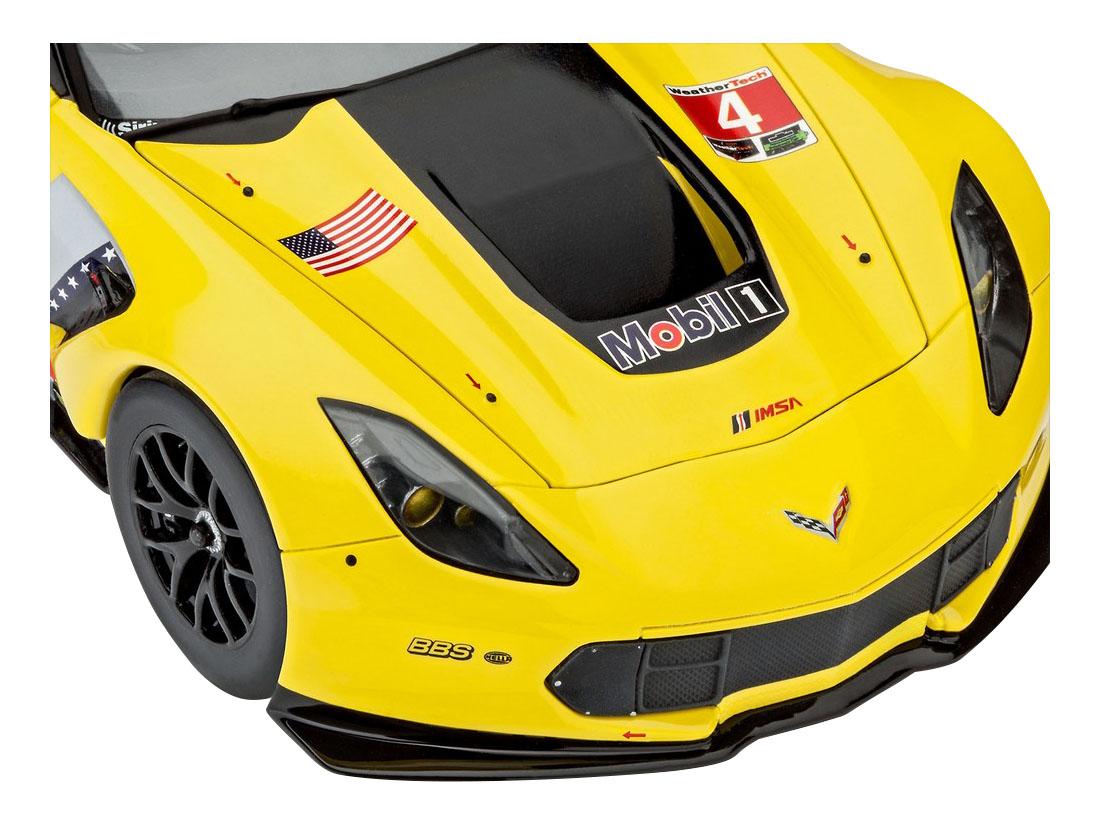 Купить Модели для сборки Revell Corvette C7, R,