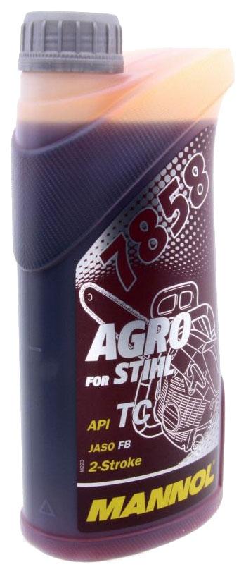 Моторное масло Mannol Agro for Stihl 1л