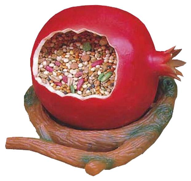 Кормушка для птиц Penn Plax, пластик, 150