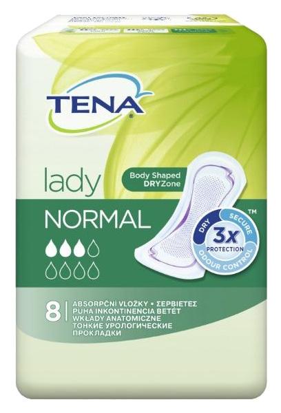 Прокладки Tena Lady Normal Урологические 8 шт