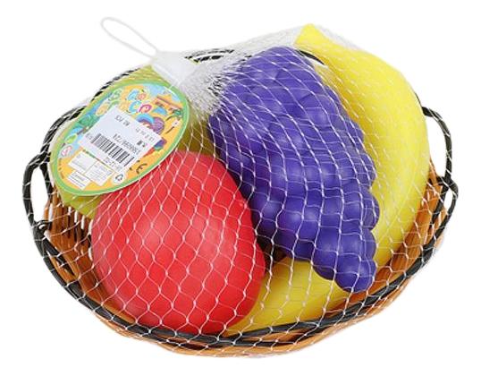 Набор фруктов игрушечный Shantou Gepai Фруктовая корзинка 724 фото