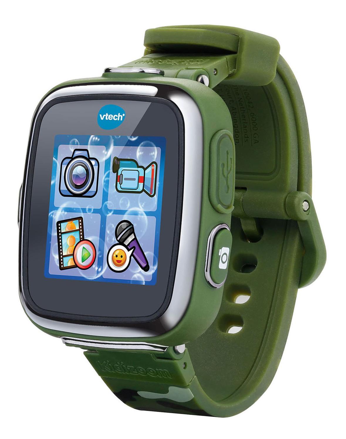 Наручные часы Vtech Kidizoom Smartwatch DX камуфляжные 80-171673 фото