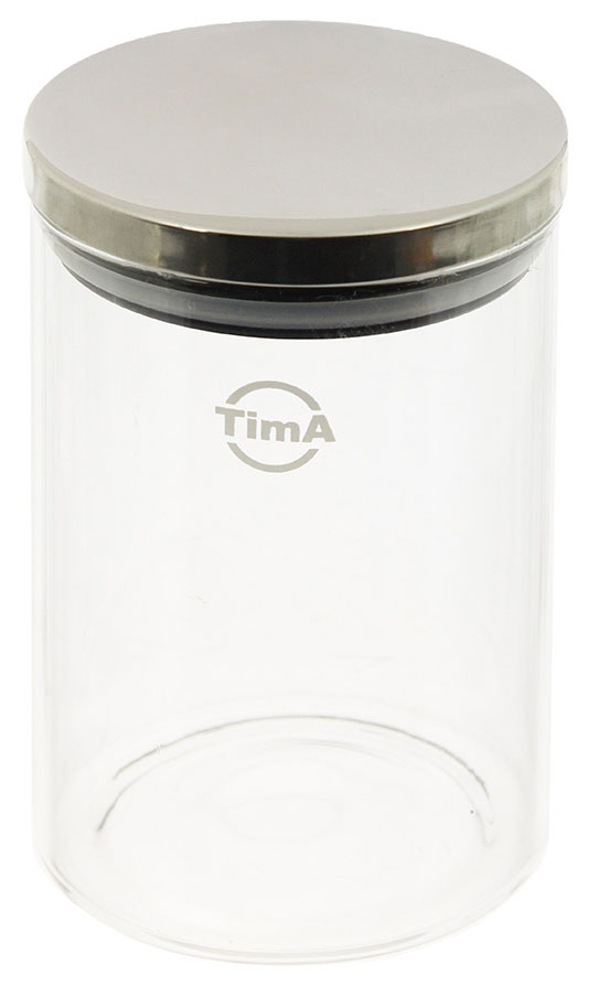 Банка для хранения TimA MS 650 Прозрачный