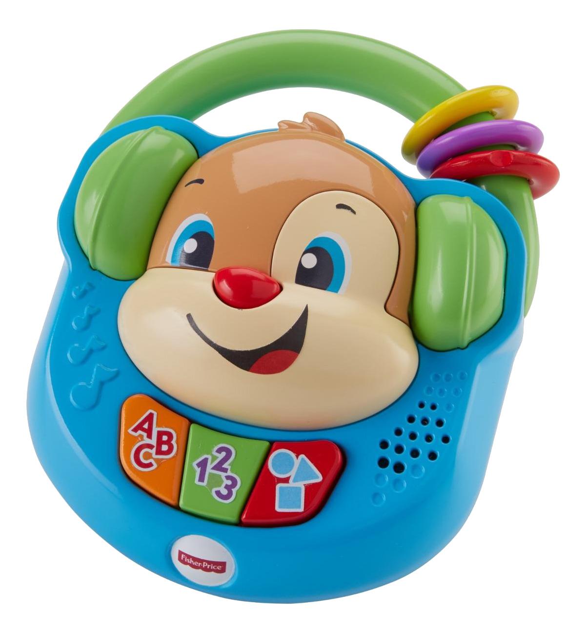 Развивающая игрушка Fisher-Price Плеер фото
