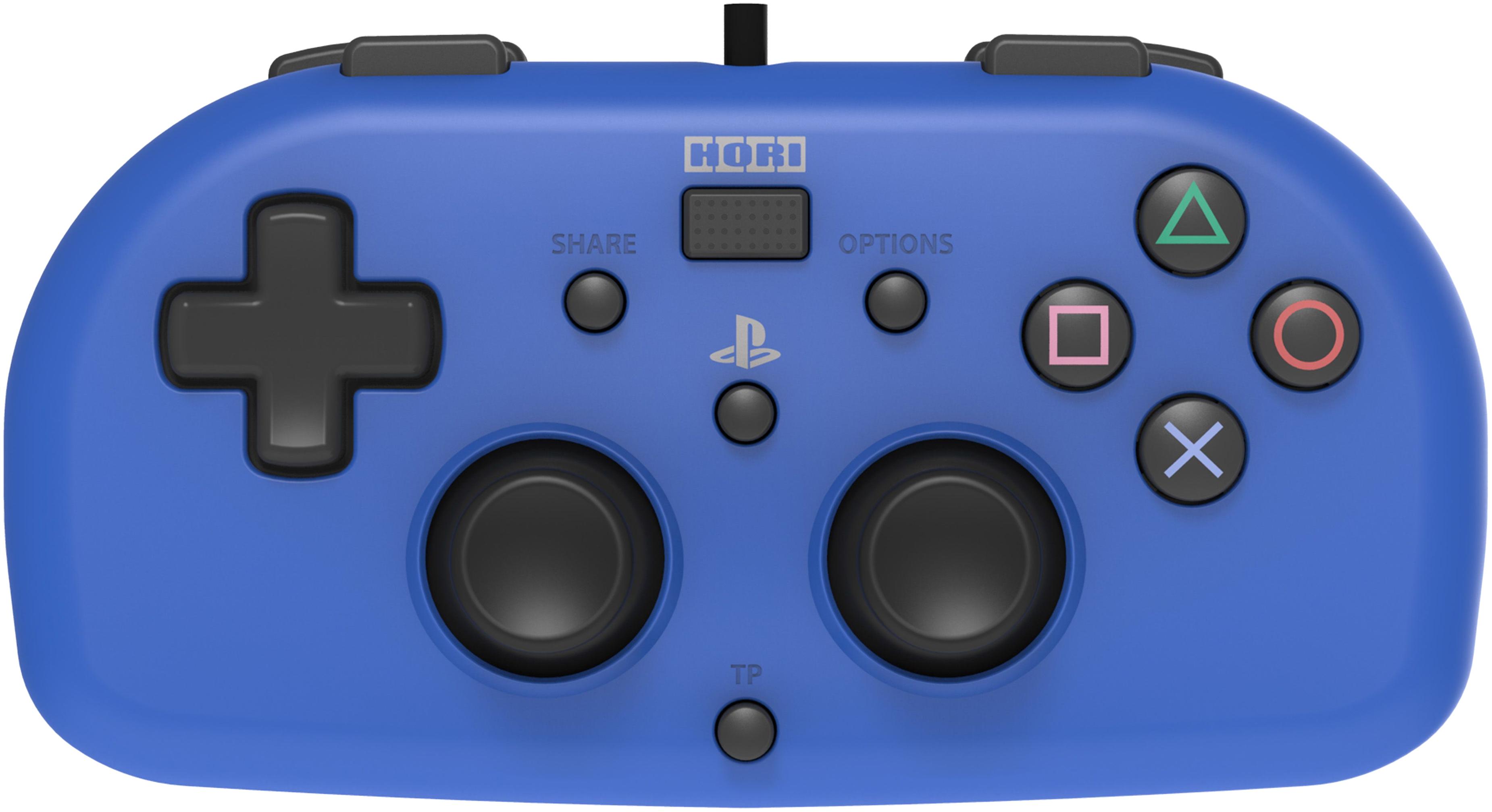 Геймпад Hori Horipad Mini Blue (PS4 100E)