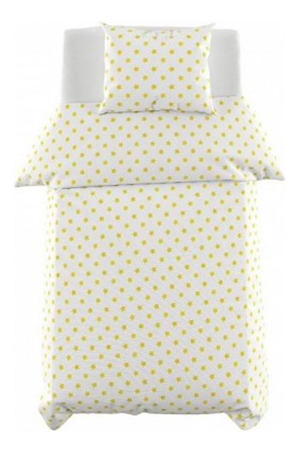 Комплект детского постельного белья Starkids Yellow GIOVANNI 2 предм.