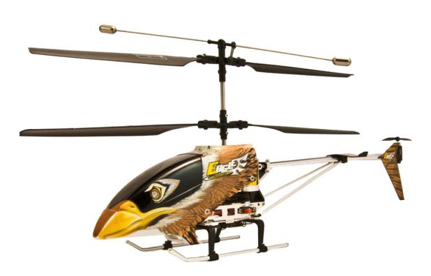 Купить Вертолет р/у eagle с гироскопом на аккум свет 27 см М29708, Вертолет р/у Eagle с гироскопом на аккум. Gratwest М29708, Радиоуправляемые вертолеты