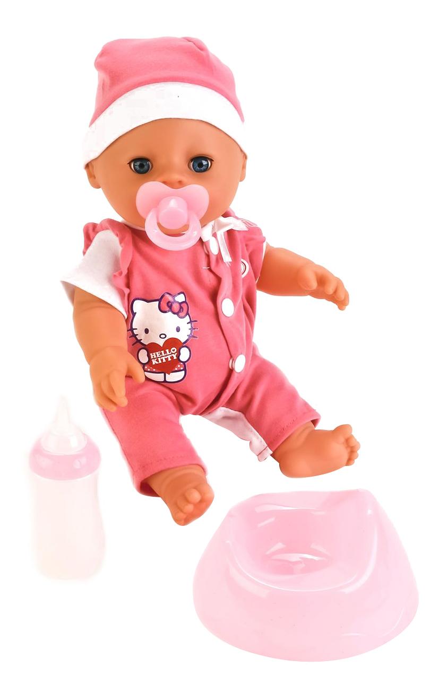 Кукла Hello Kitty Пупс Карапуз 30 см