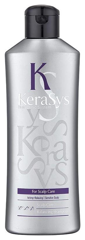 Шампунь KeraSys Для лечения кожи головы от перхоти