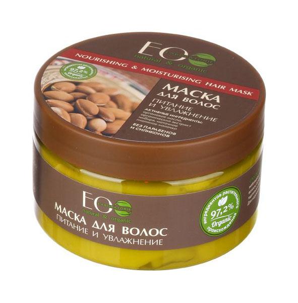 Маска для волос Ecolab Nourishing & Moisturising Hair Mask 250 мл, EO LABORATORIE  - Купить