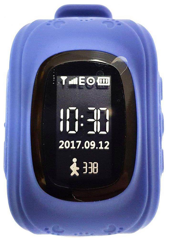 Детские смарт часы Jet Kid Start Blue/Blue