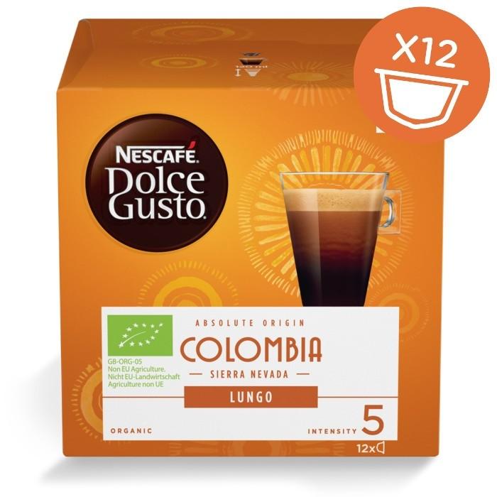 NESCAFE LUNGO COLOMBIA