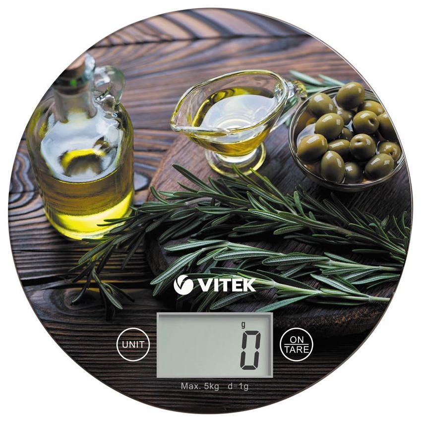 Весы кухонные Vitek VT 8029 Разноцветный