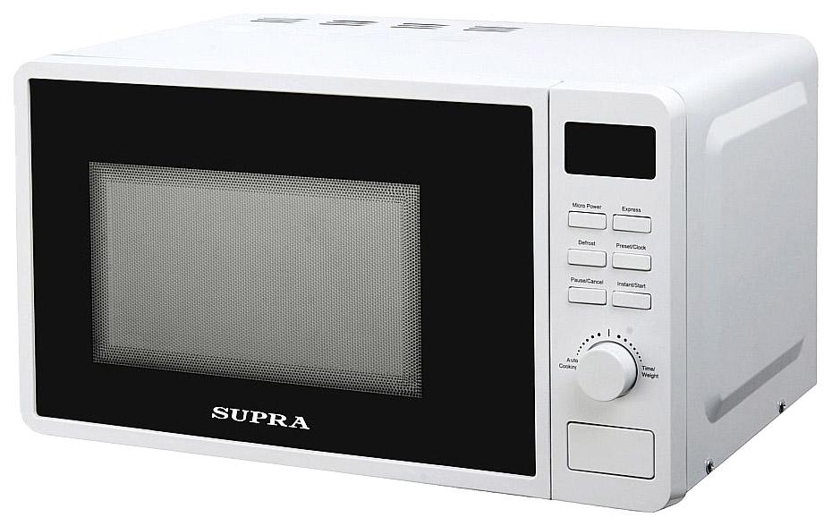 Микроволновая печь соло Supra 20TW42 white