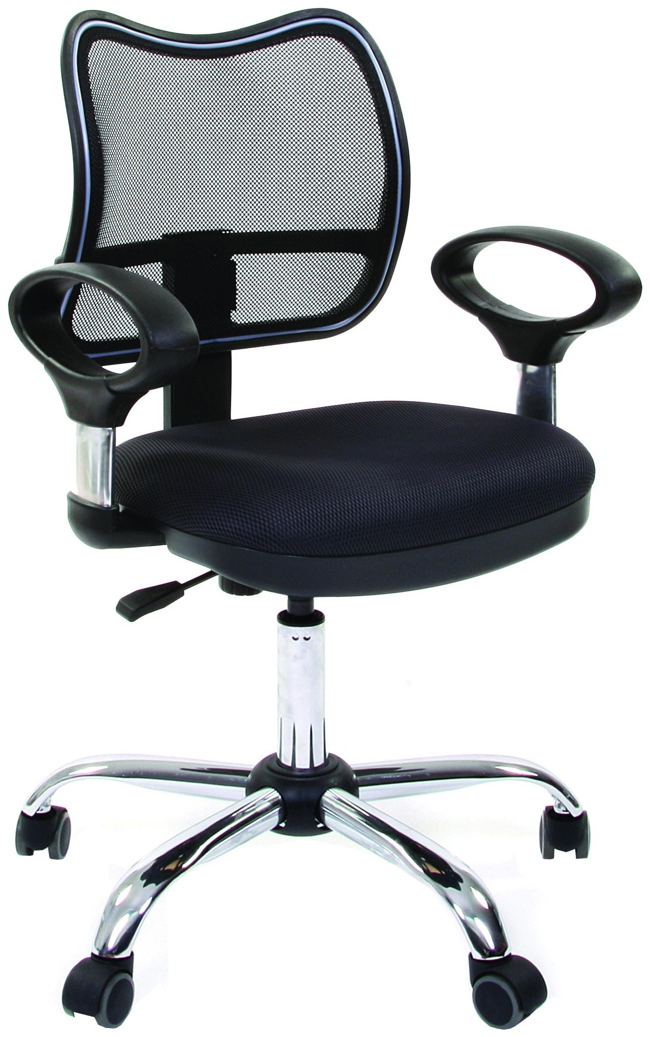 Офисное кресло CHAIRMAN 450 00-07011019, черный