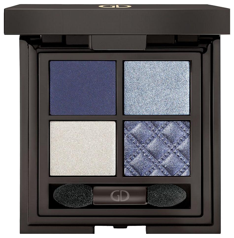 Тени для век Ga-De Idyllic Soft Satin Eyeshadow Palette 39 Denim Blue фото