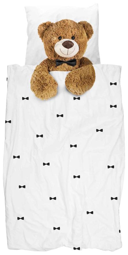 Комплект детского постельного белья Snurk Плюшевый Мишка фото