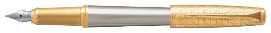 Ручка перьевая Parker Urban Premium - Aureate Powder GT. F