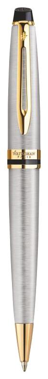 Шариковая ручка Waterman Expert Stainless Steel GT M S0952000