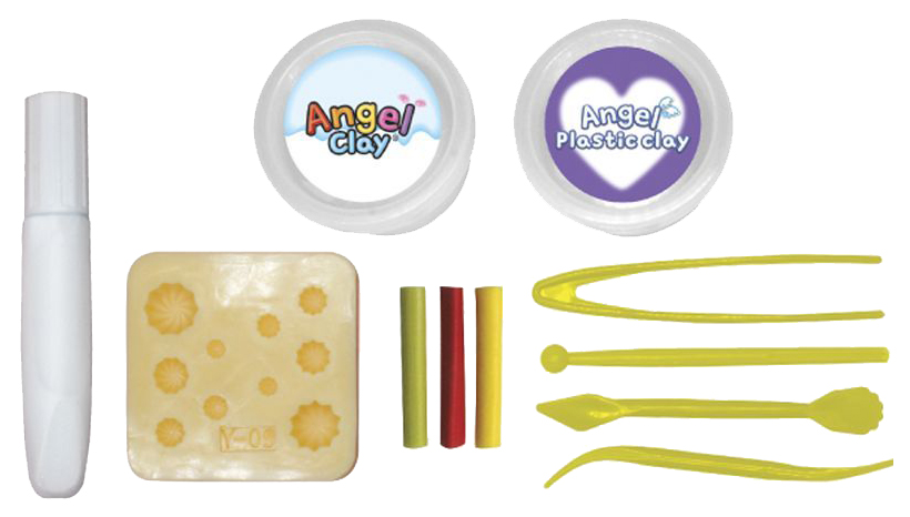 Купить Набор для лепки из пластилина Miniatures Play Пончики NA05012, Лепка