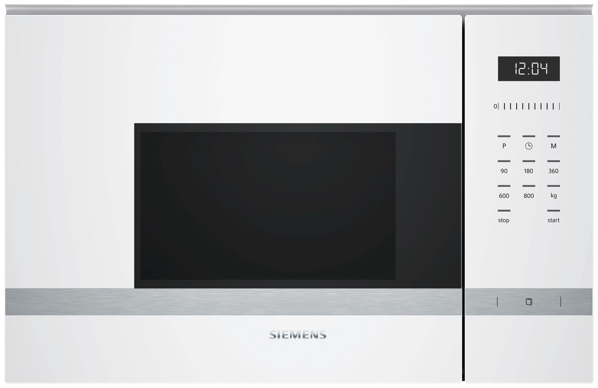 Микроволновая печь соло Siemens IQ500 BF525LMW0