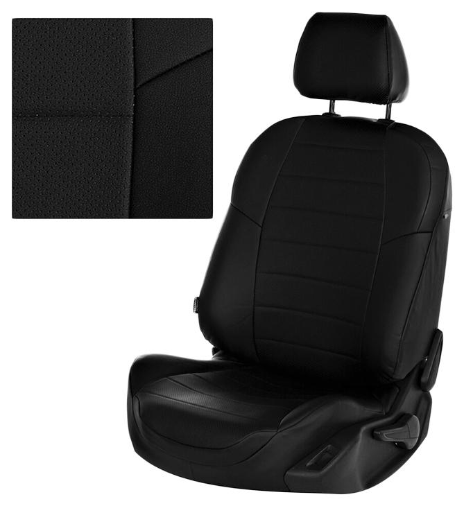 Комплект чехлов на сиденья Автопилот Skoda sk-ok-a7e-chch-e фото