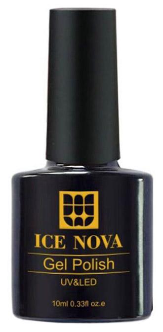 Купить Гель-лак для ногтей Ice Nova Gel Polish UV-LED 042 темно-синий 10 мл