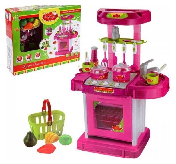 Купить Игровой набор Кухни мира - Кухня Италии (свет, звук) Забияка, Детская кухня
