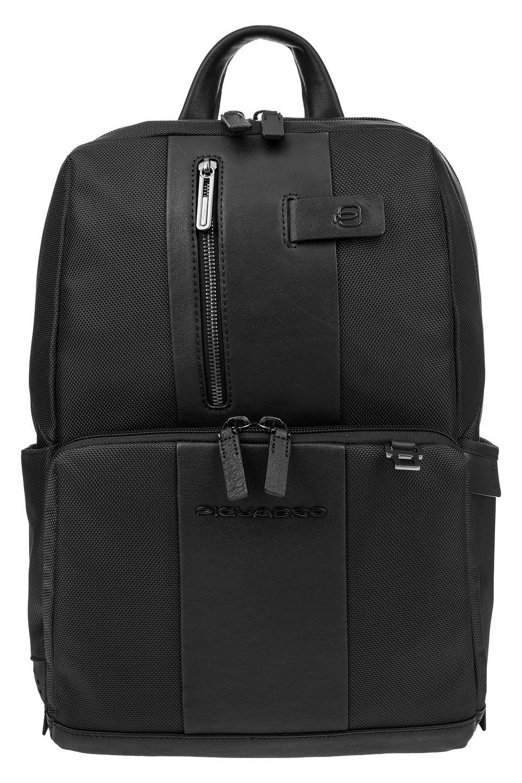 Рюкзак мужской Piquadro CA3214BRBM черный